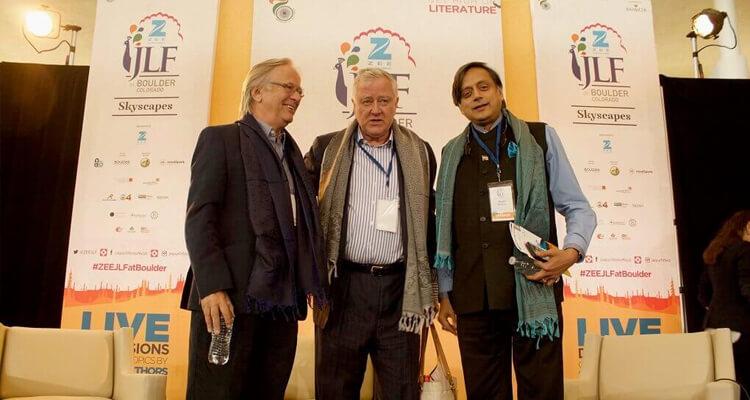 Jaipur lit fest spreads its 'joie de vivre' to America