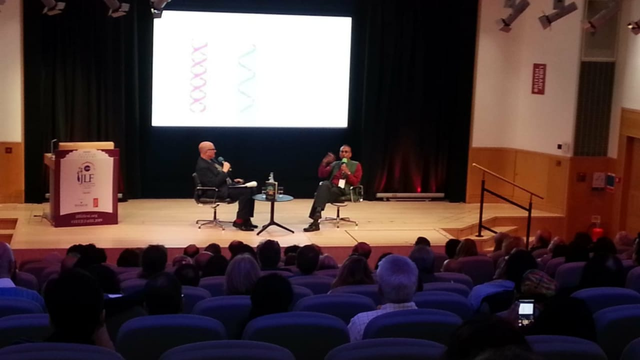 Gene Machine Venki Ramakrishnan in conversation with Roger Highfield