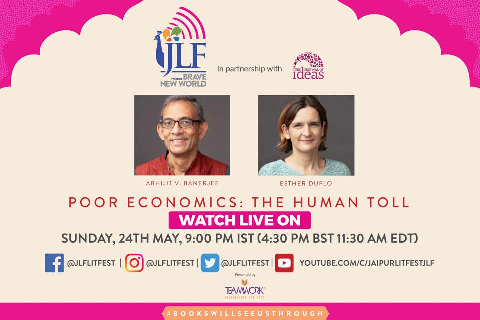 A Rich Session on 'Poor Economics' - When laureates talk, we listen!