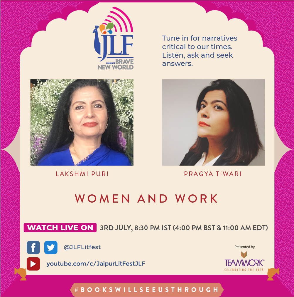 Gendered Norms and the Work Space: Lakshmi Puri in Conversation with Pragya Tiwari