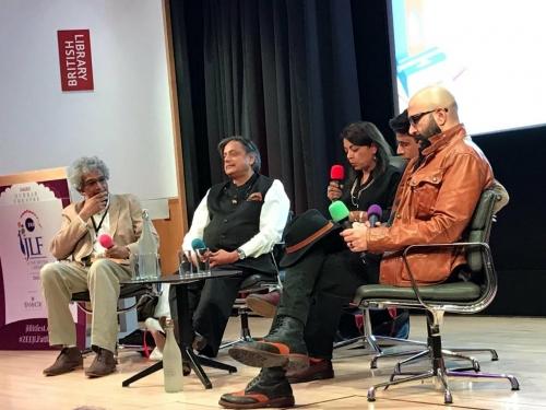 Game Changer: Cricket Country Shashi Tharoor, Wajahat S. Khan, Romesh Gunesekera and Prashant Kidambi in conversation with Mukulika Banerjee