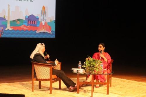 The Healing: Manisha Koirala in conversation with Sanjoy K. Roy