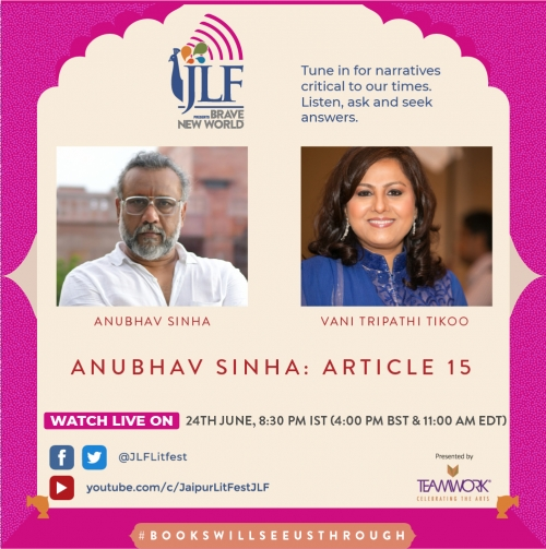 Turning Mirrors into Windows: A conversation with Anubhav Sinha
