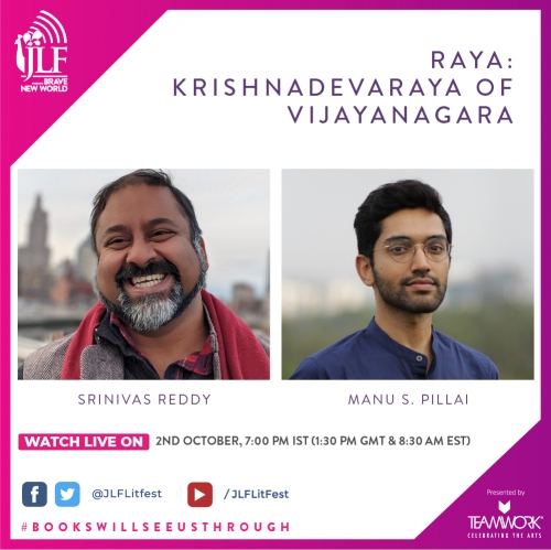 Raya: Krishnadevaraya of Vijayanagara