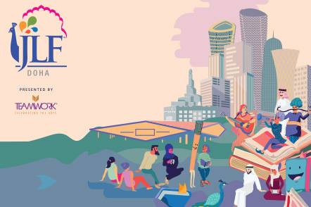 JLF Doha - A Festival of Literature