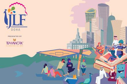 JLF Doha - A Festival of Literature