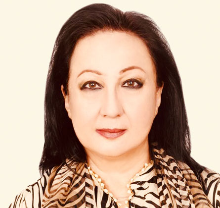 Tahmina Aziz Ayub